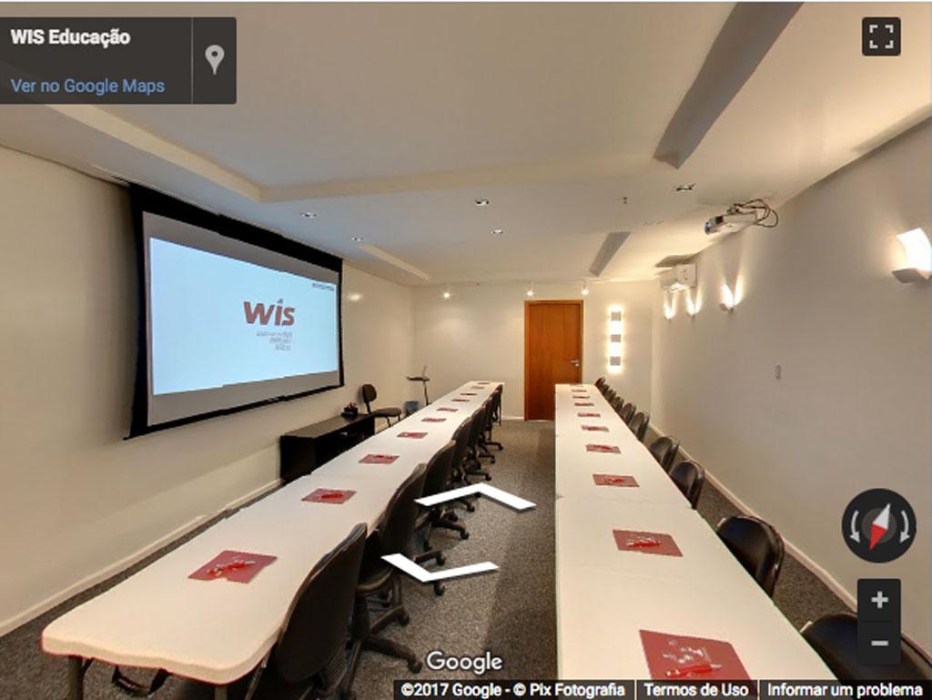WIS Educação é pioneira em Google Business View no Espírito Santo