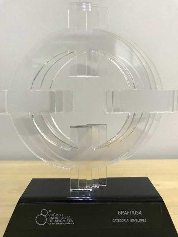 Prêmio de Excelência Gráfica Padre José de Anchieta - Categoria Envelopes - Grafitusa