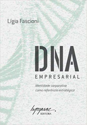 Capa do Livro DNA Empresarial