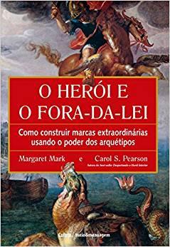 Capa do Livro O Herói e o Fora da Lei