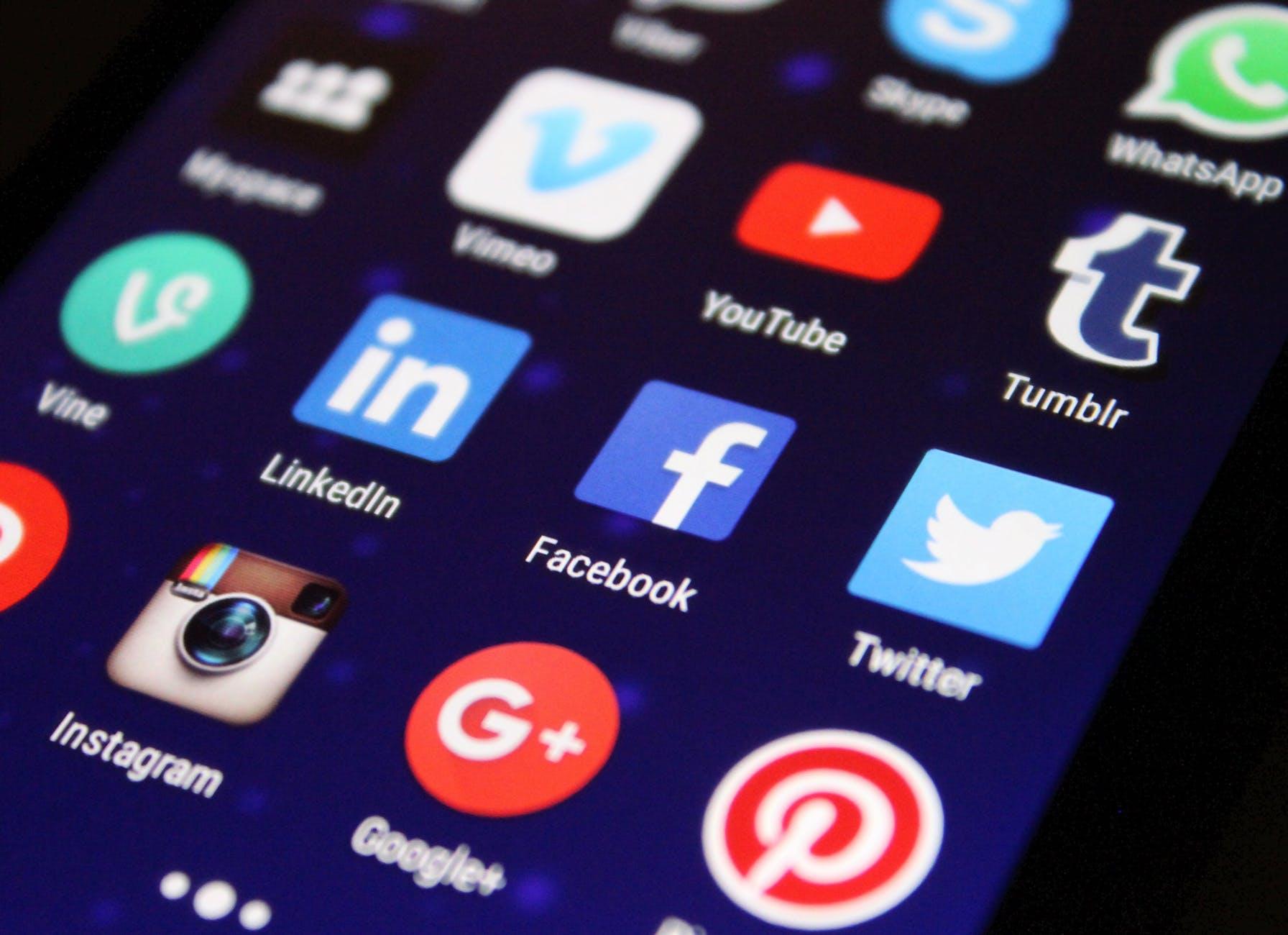 Aprenda a usar as redes sociais para fortalecer sua marca