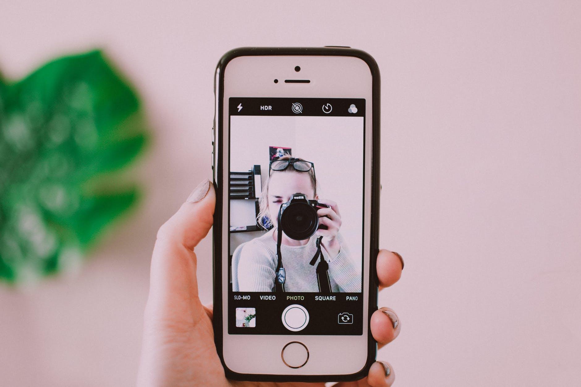 A importância da fotografia mobile para digital influencers