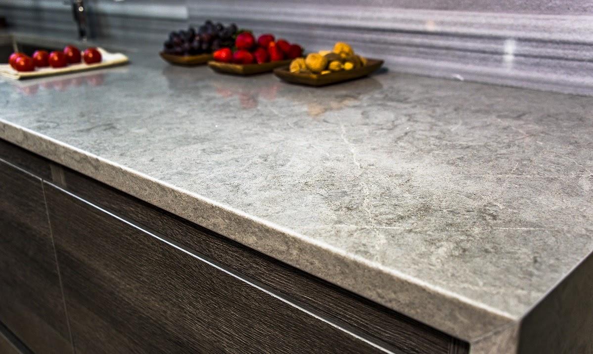 granite countertop matte finish