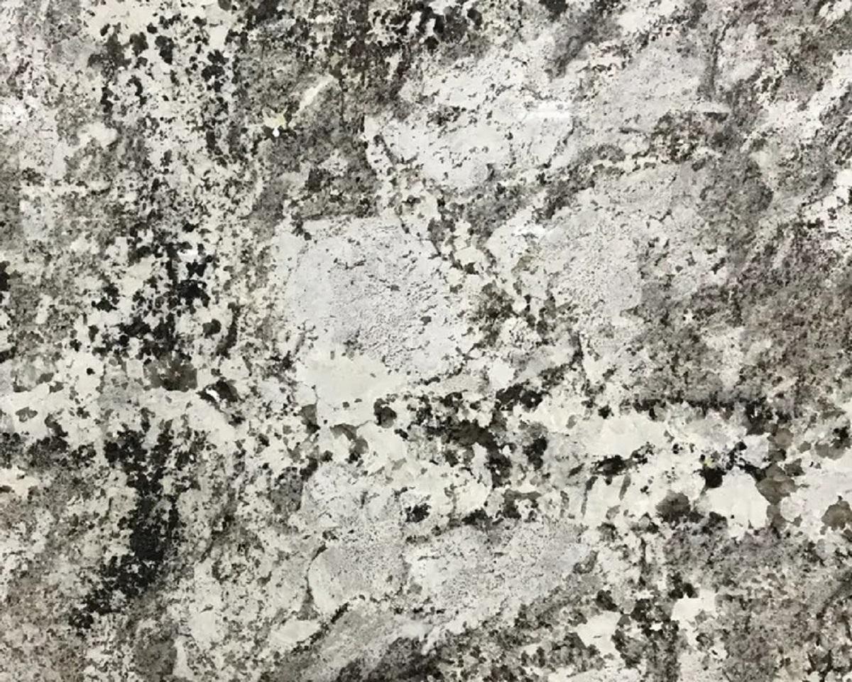 alaska white granite style