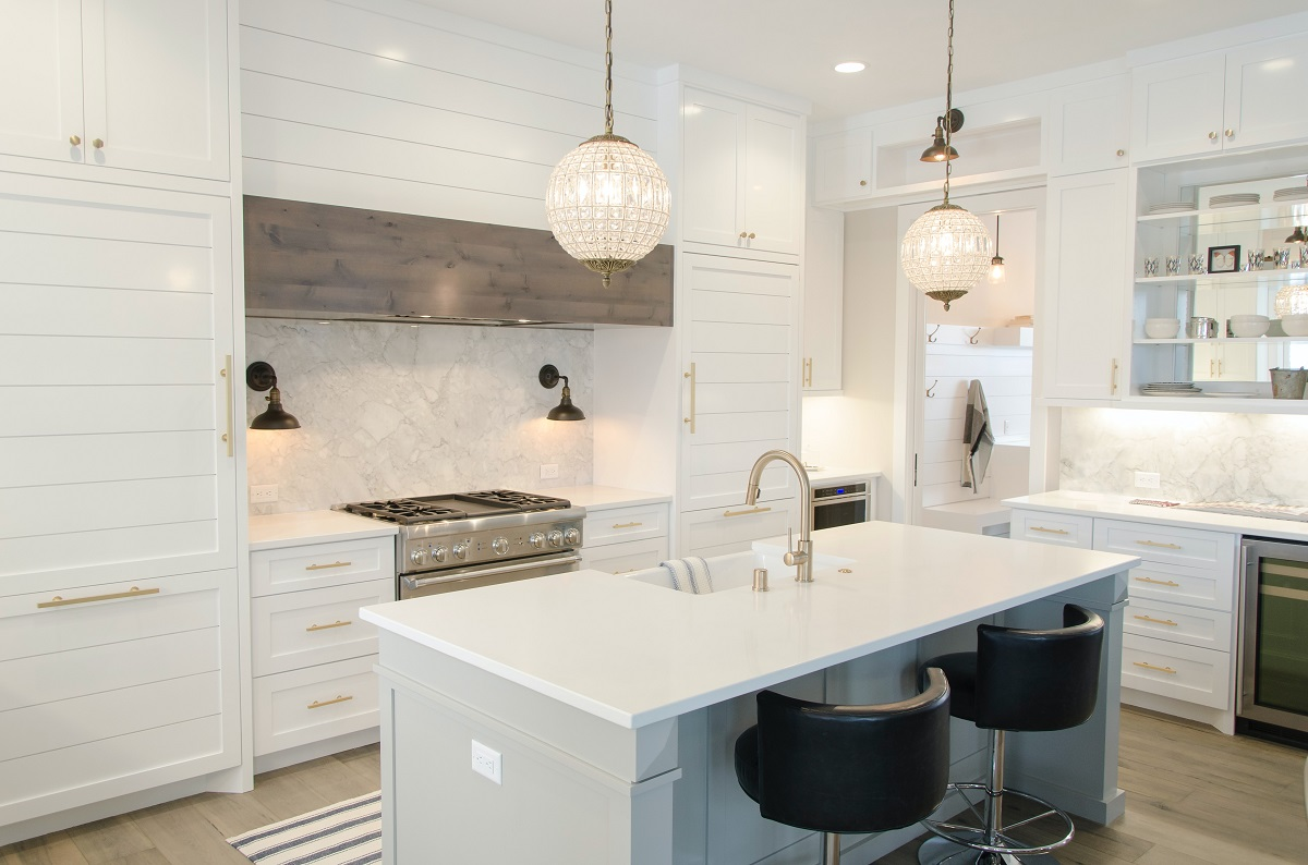 Pros and Cons of White Countertops