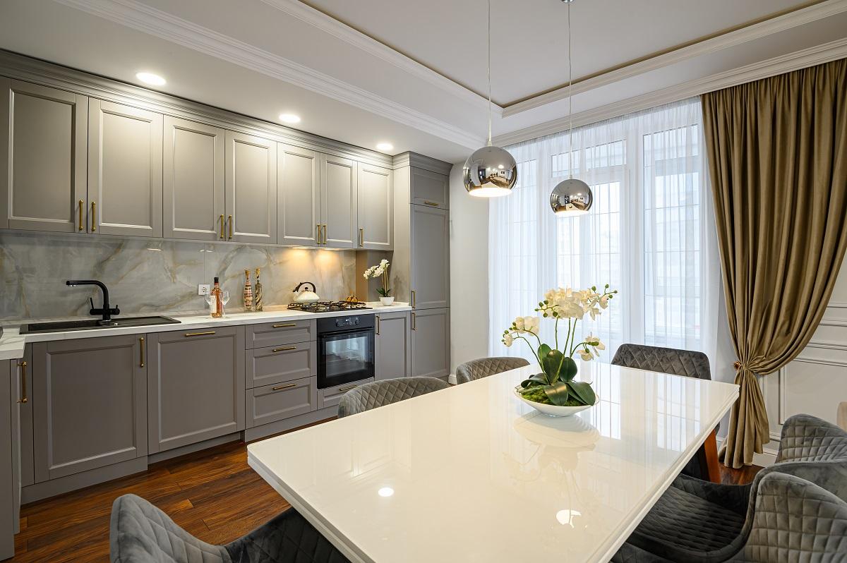 Fog Kitchen Cabinet Colors