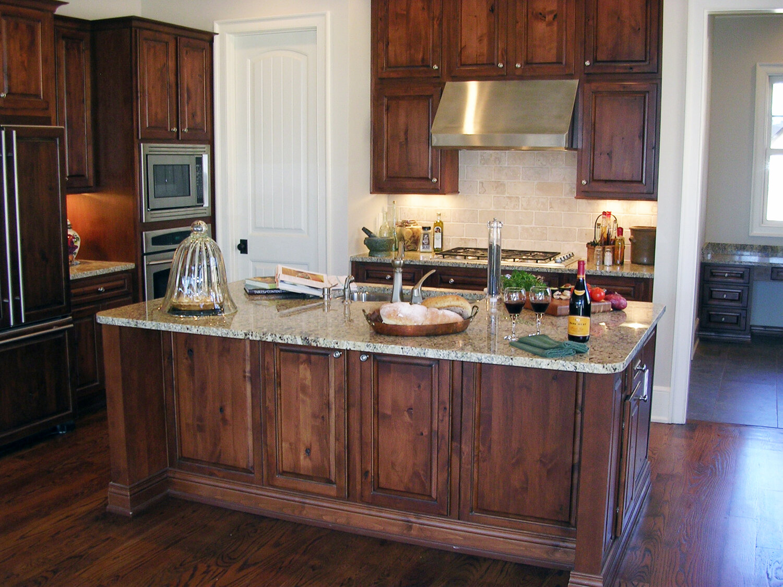 Alder kitchen design project