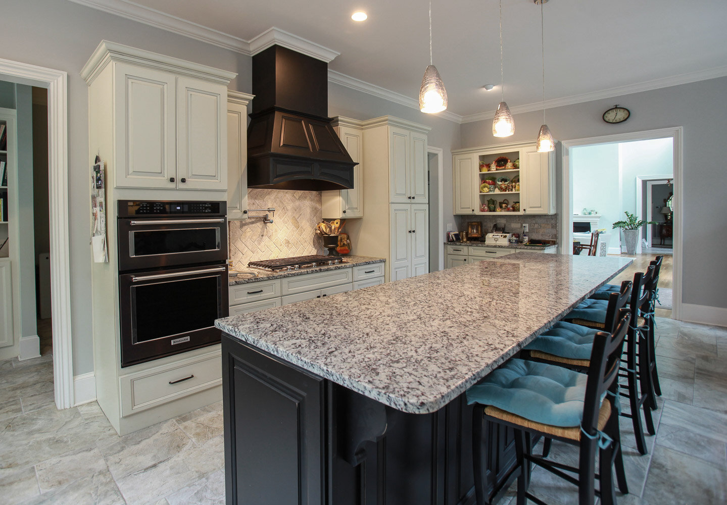 Ivory maple kitchen project