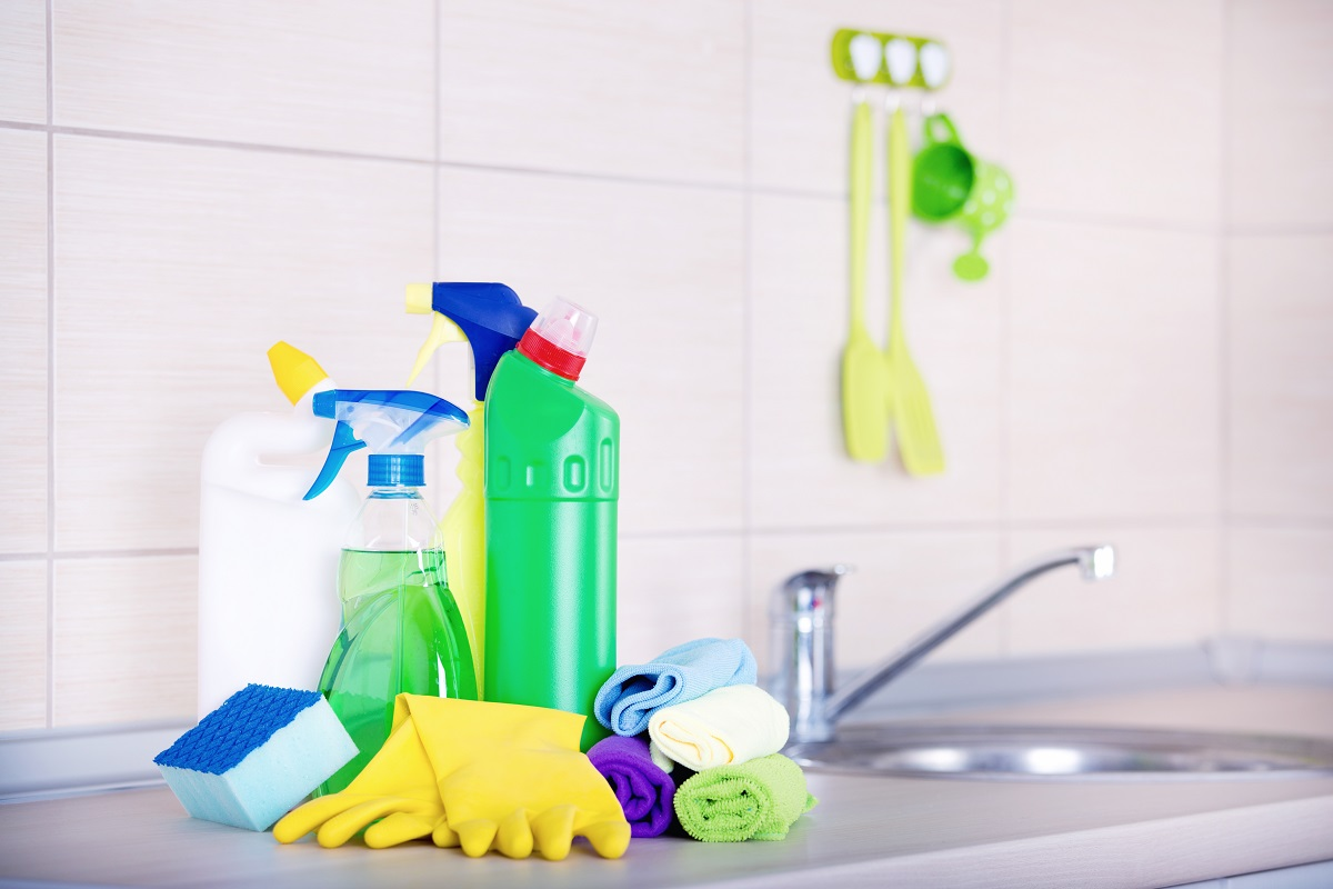 Tools and Materials You Need to Remove Stains from Granite