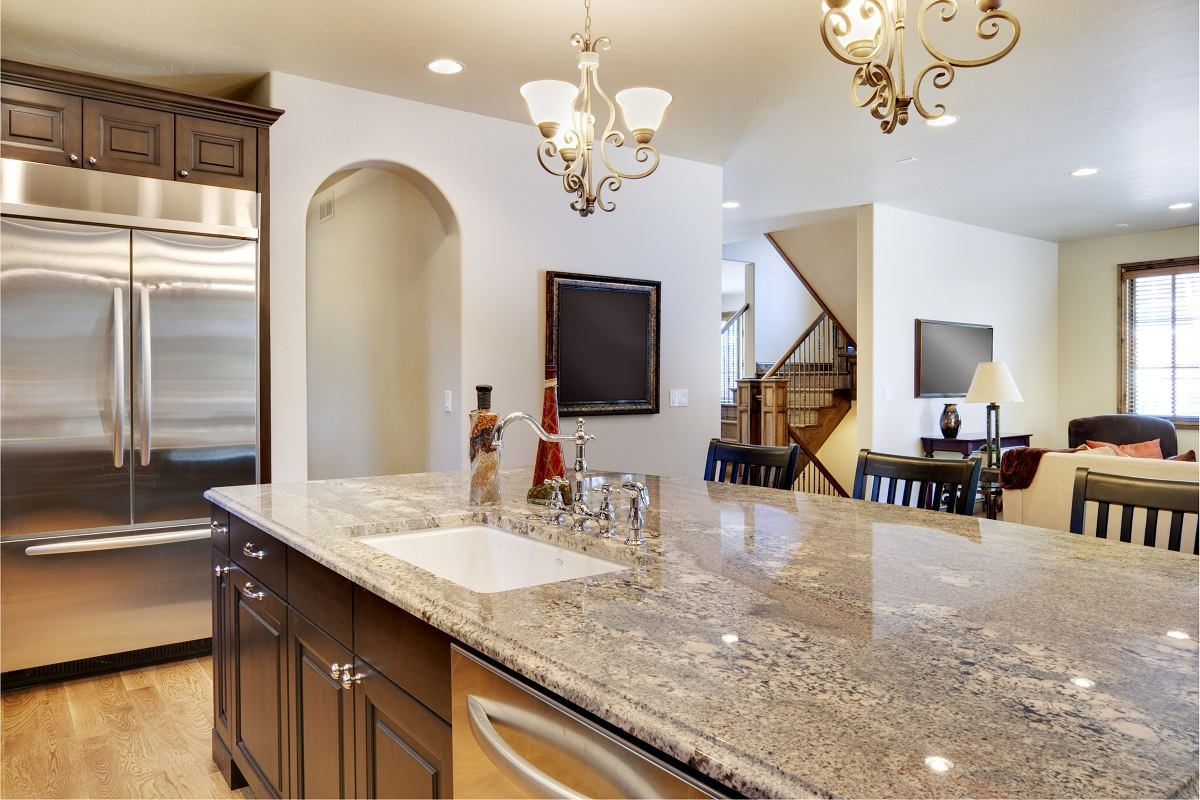 Is My Granite Countertop Stained or Etched?