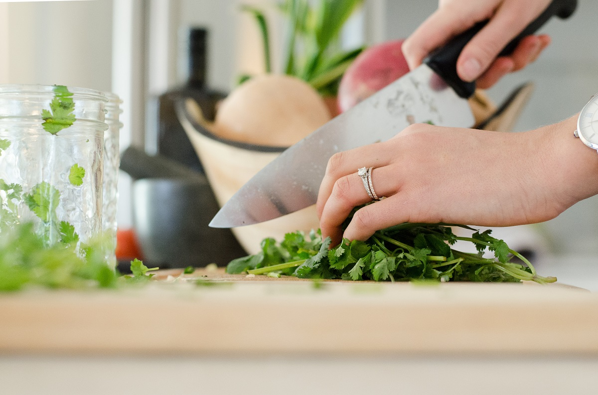 Cutting Food Directly on Your Countertop