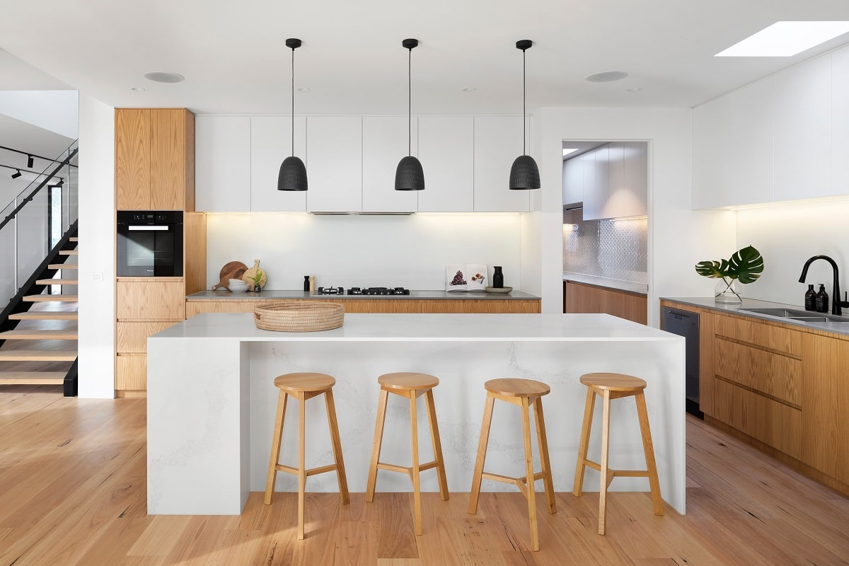 Breakfast Bar Kitchen Island Ideas