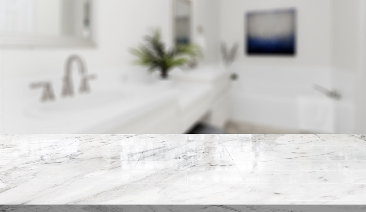 What is Polished Marble