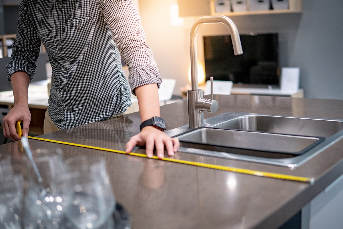 Professional Measurements for Your Kitchen