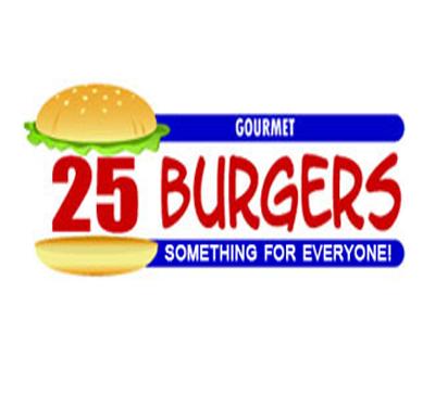 25 Burgers & Pizza