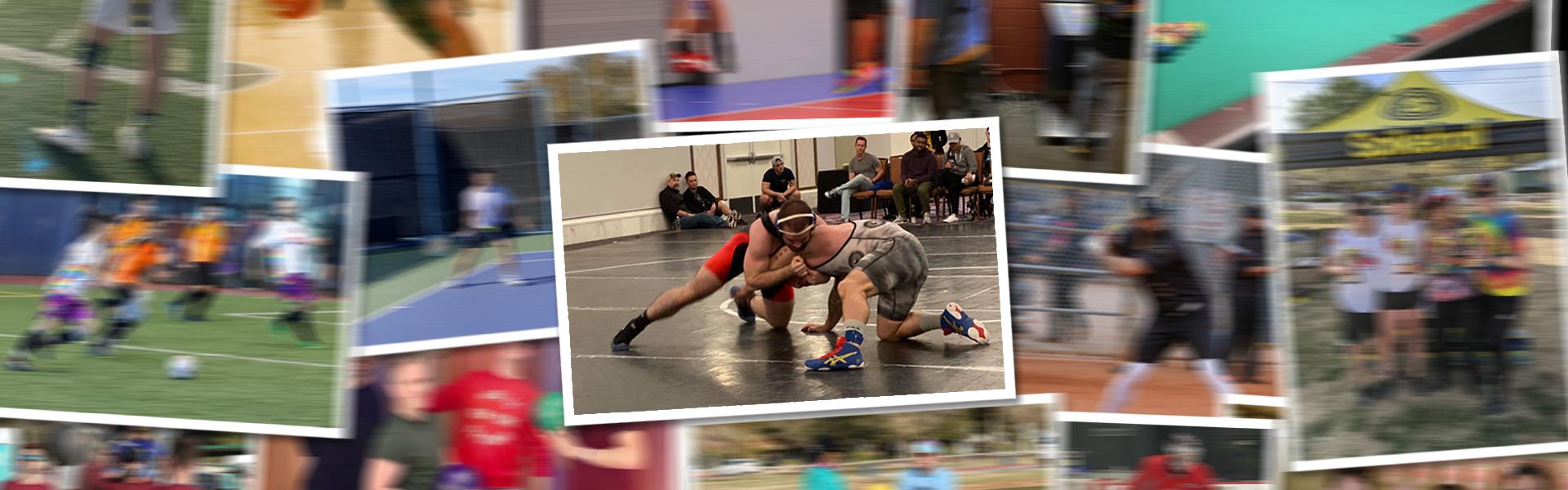 Wrestling & Grappling