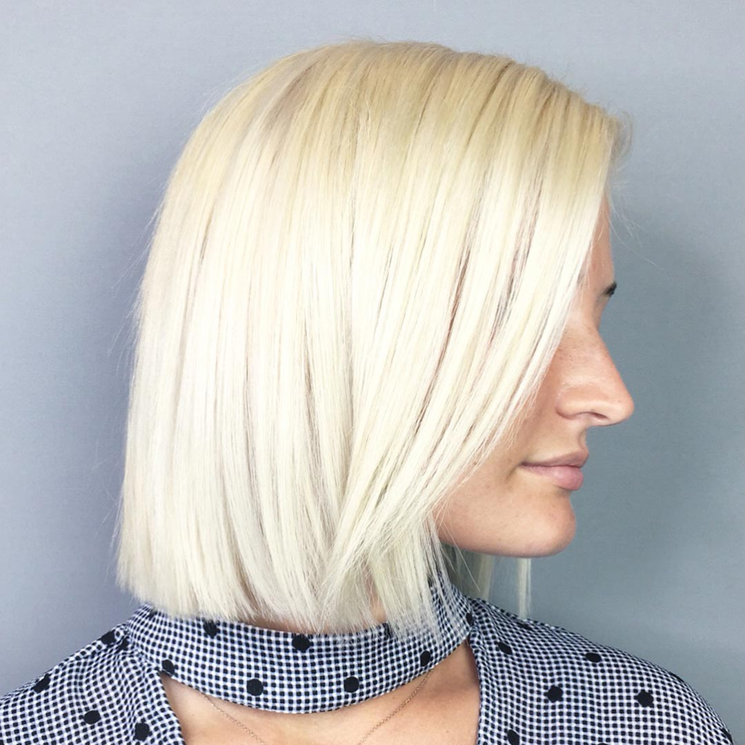 Champagne dreams. Hair cut and Color by Mariah Hottell.