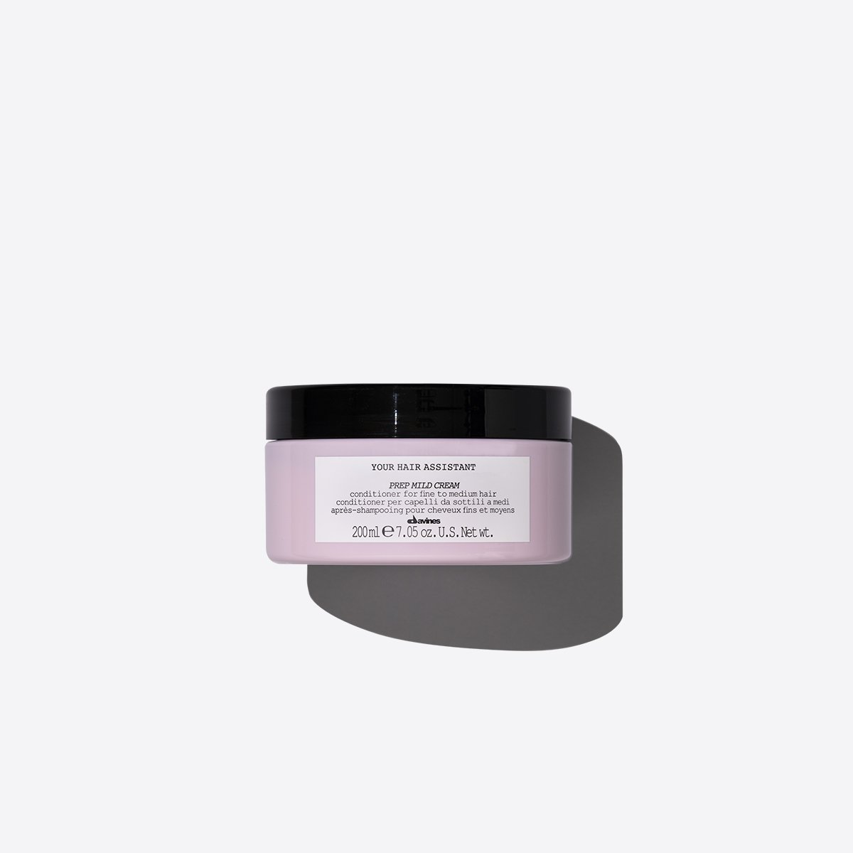 YOUR HAIR ASSISTANT Prep Mild Cream  250ml