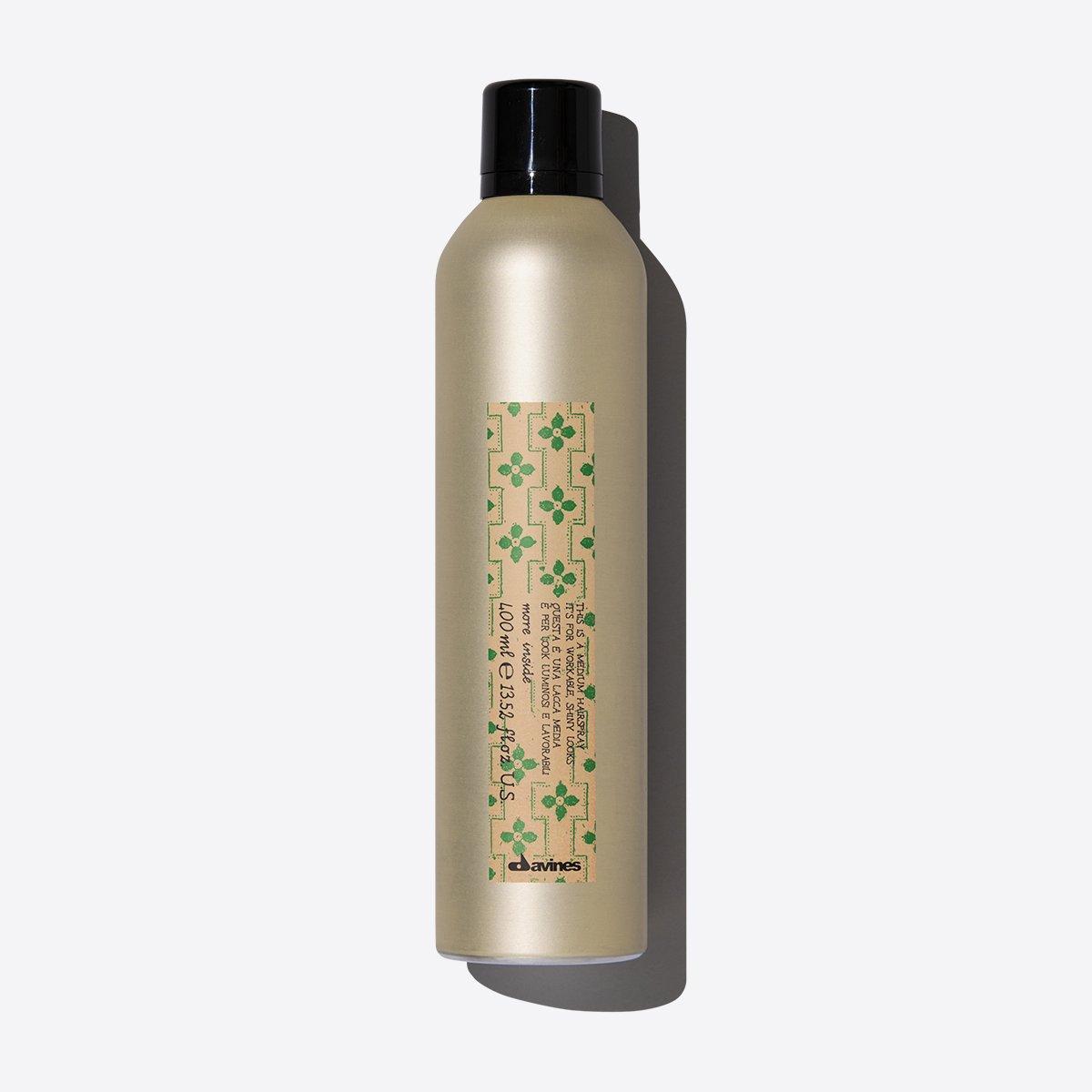 MORE INSIDE This Is A Medium Hairspray  400ml