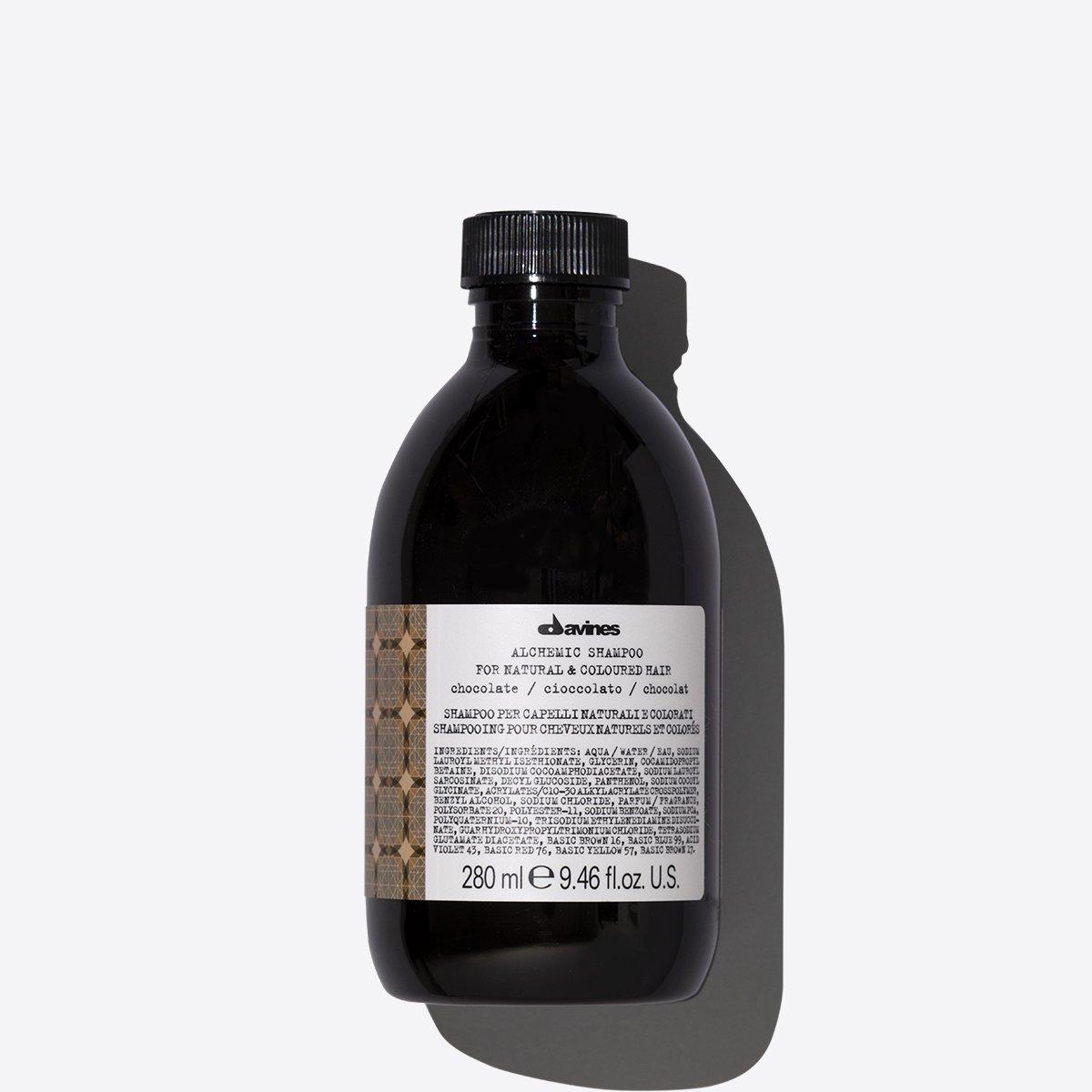 ALCHEMIC SHAMPOO - CHOCOLATE   280ml