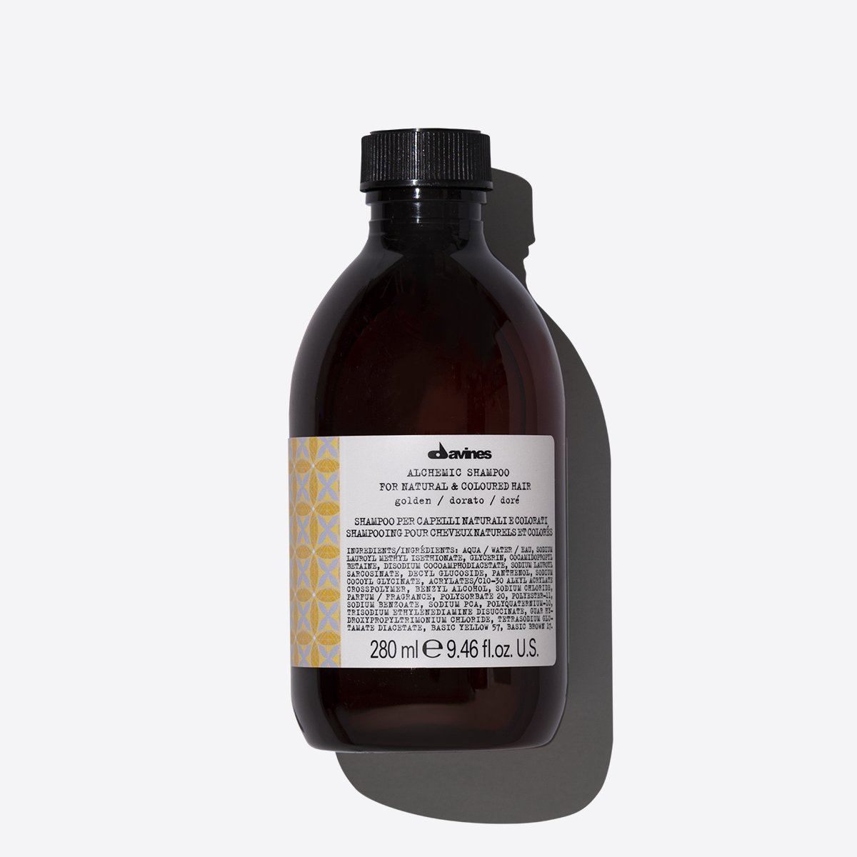ALCHEMIC SHAMPOO - GOLD  280ml