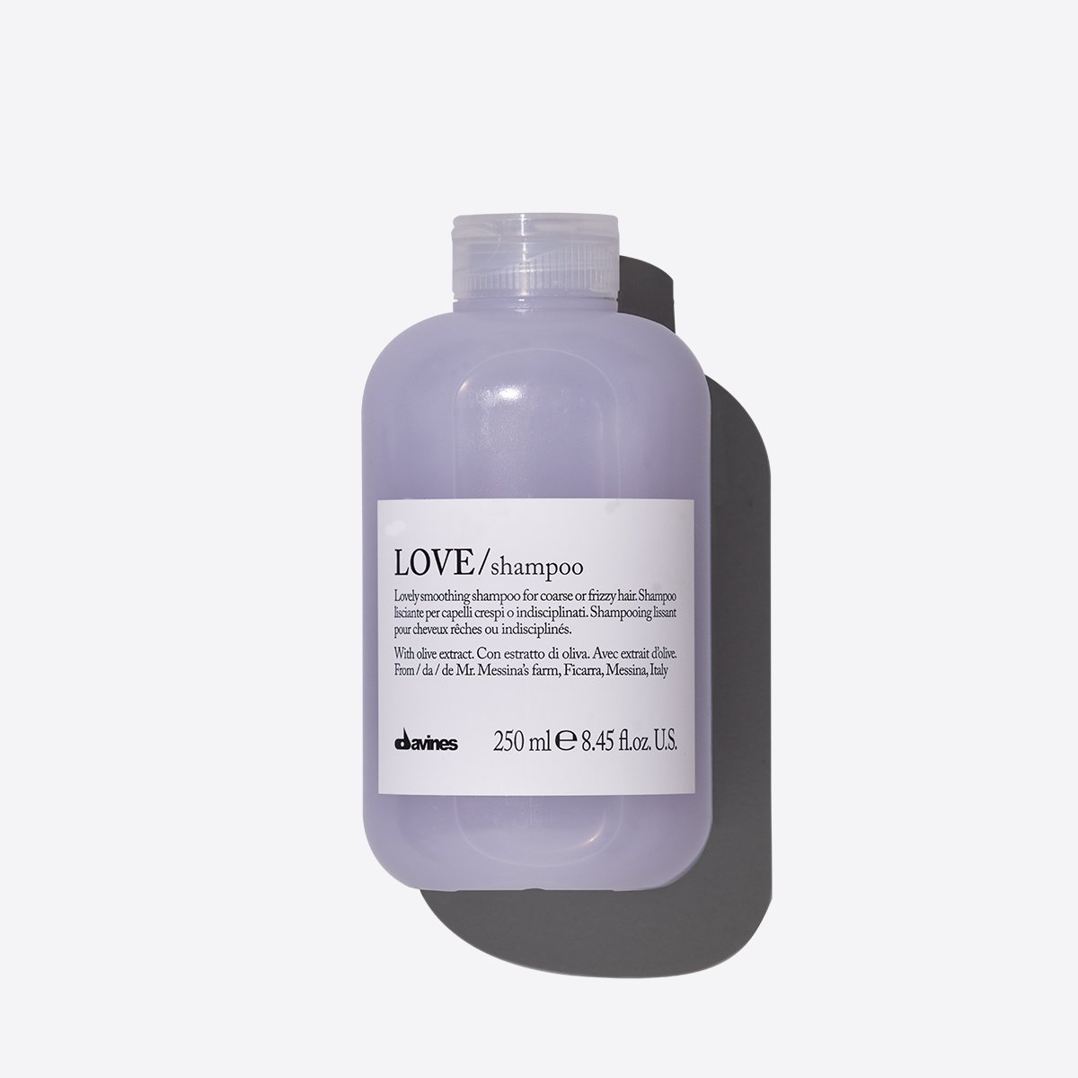 ESSENTIAL HAIRCARE LOVE SMOOTHING Shampoo  250ml