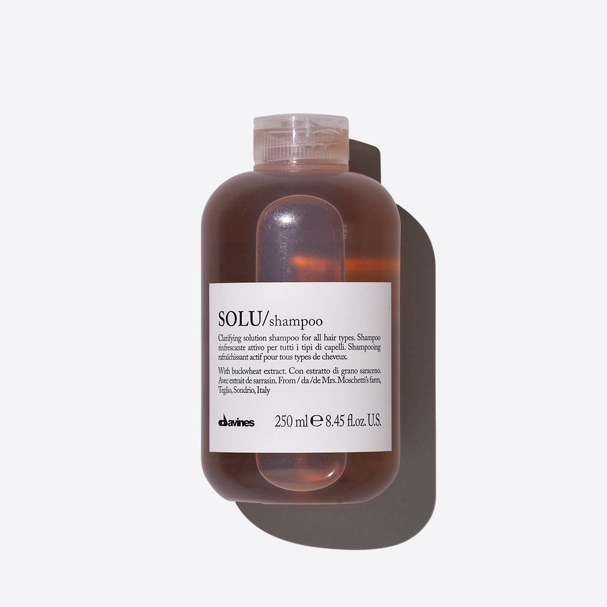 ESSENTIAL HAIRCARE SOLU Shampoo  250ml