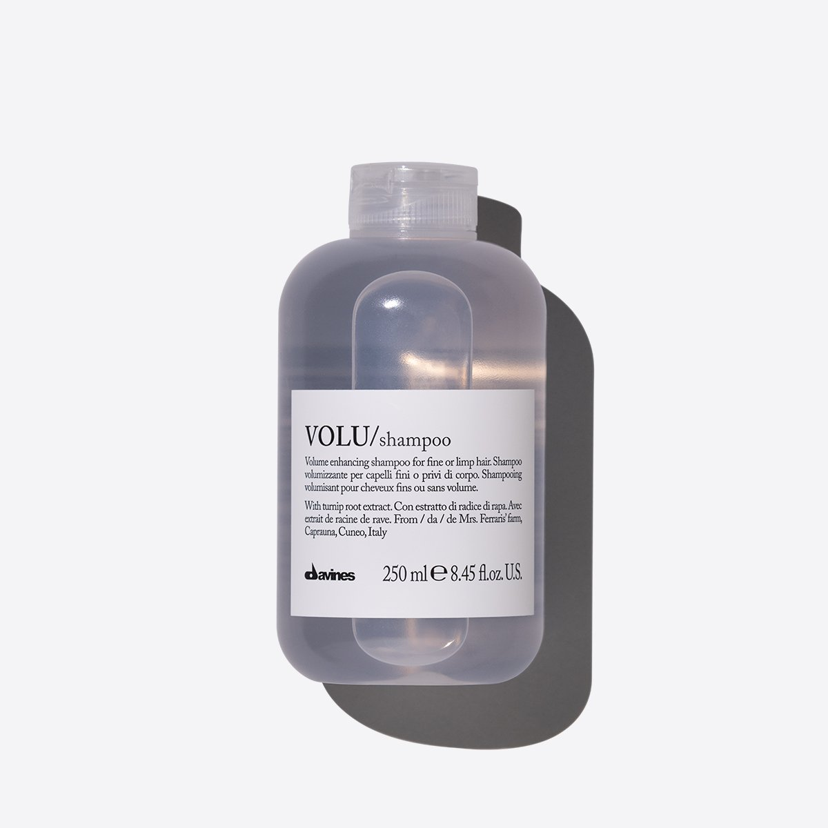ESSENTIAL HAIRCARE VOLU Shampoo  250ml