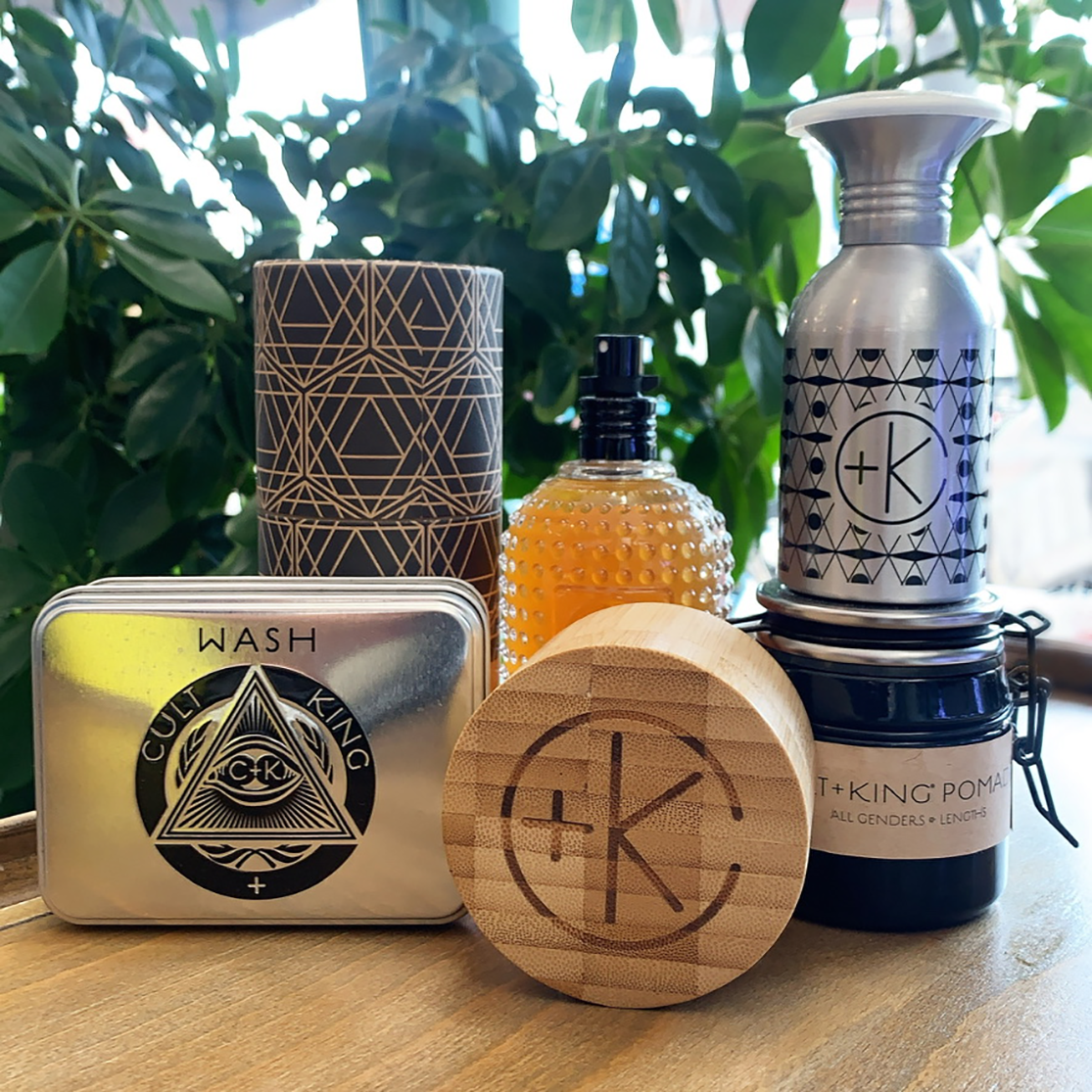 Cult + King, our favriote natural products that are eco-friendly and all out amazing.