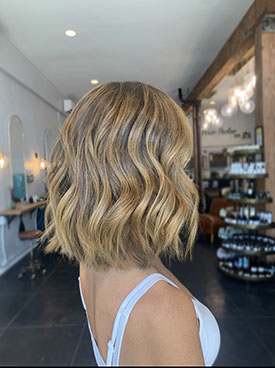 Carrie balayage by Crystal