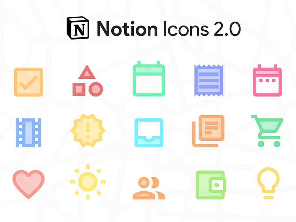 Notion Icons