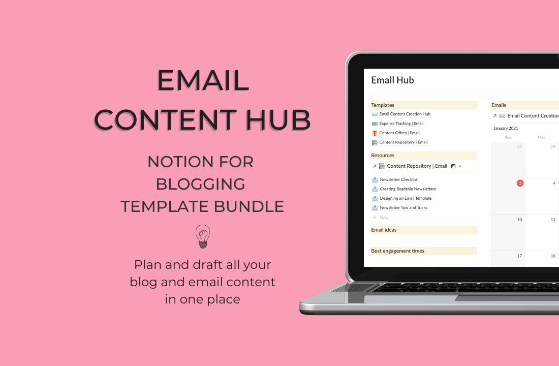 Email Hub Bundle