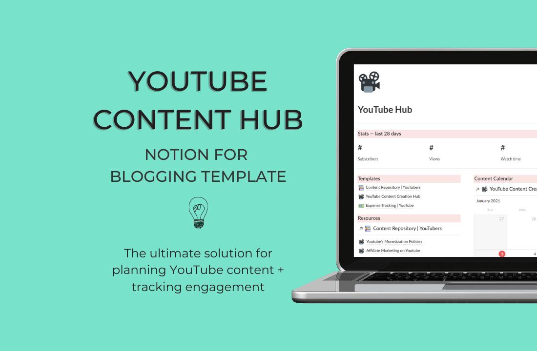 YouTube Hub Bundle
