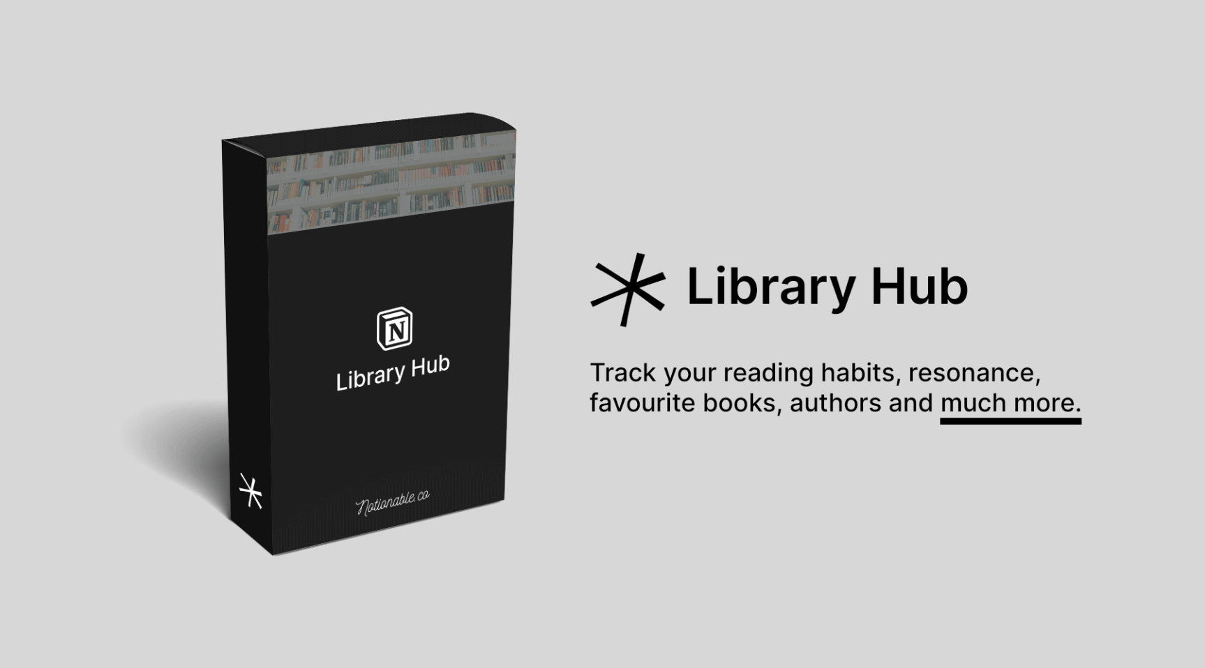 Notionable Library Hub