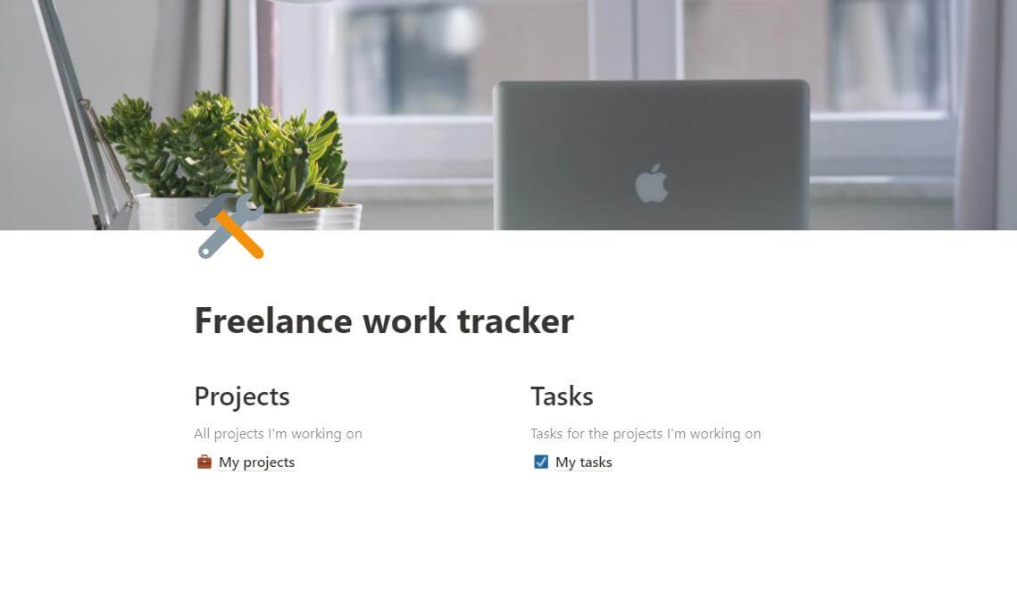 Freelance work tracker