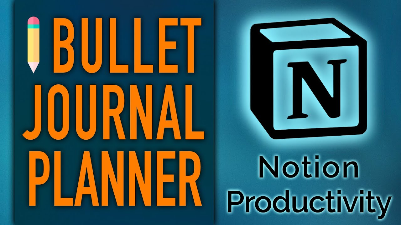 Notion Bullet Journal Daily Planner – Notion Life OS