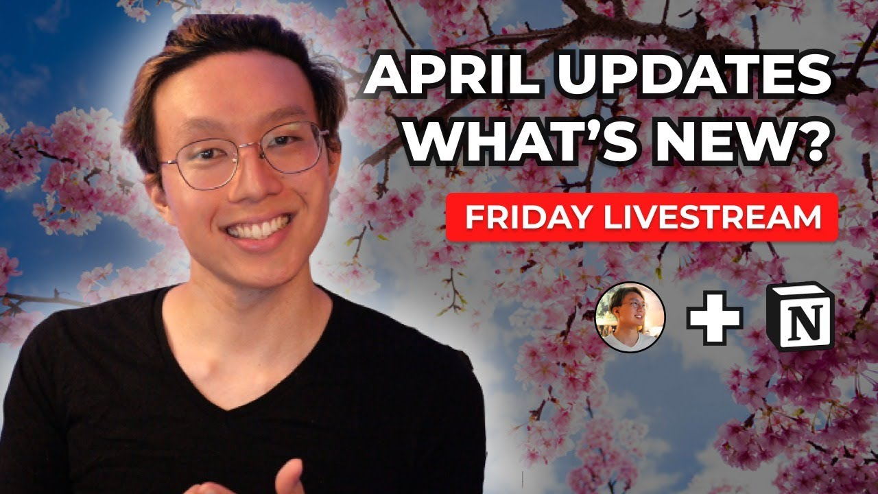 April Notion Template Updates + How I Use Our Systems (Ep. 36)
