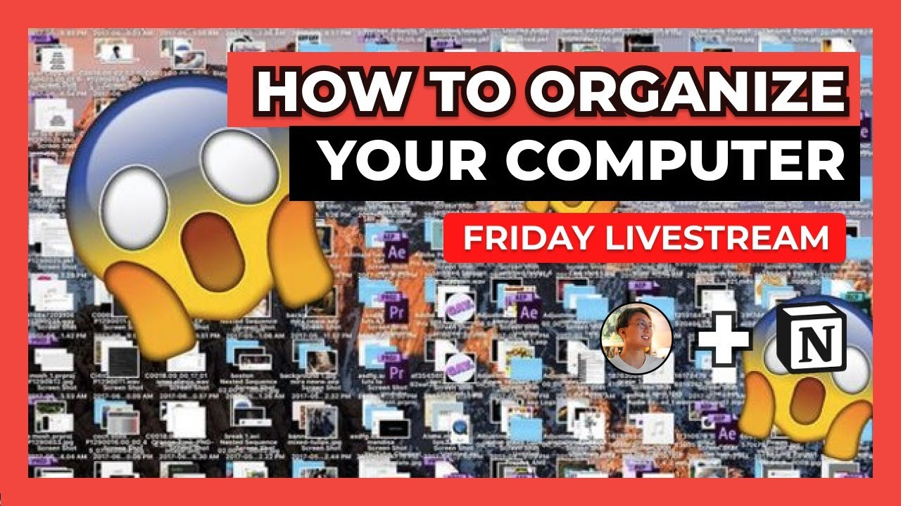 How I Organize My Computer Files with the PARA Method (Ep. 40)