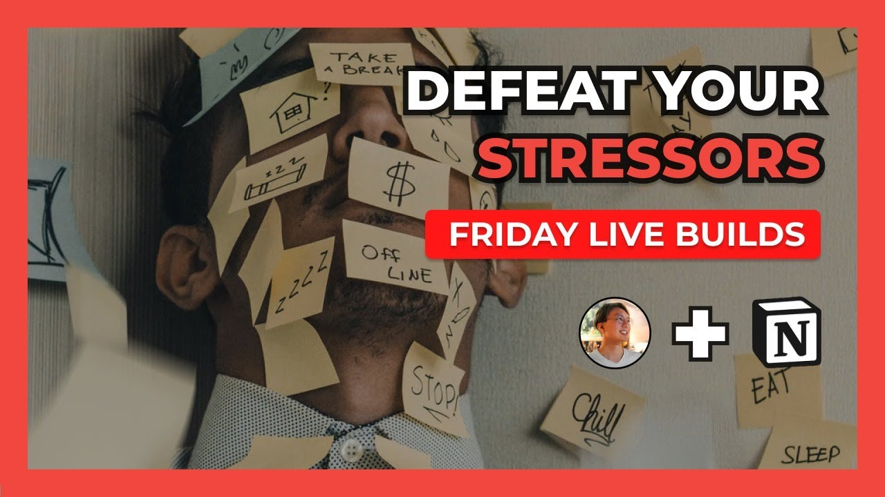 How To Have Clarity Over Your Stressors And Take Effective Action (Ep. 43)