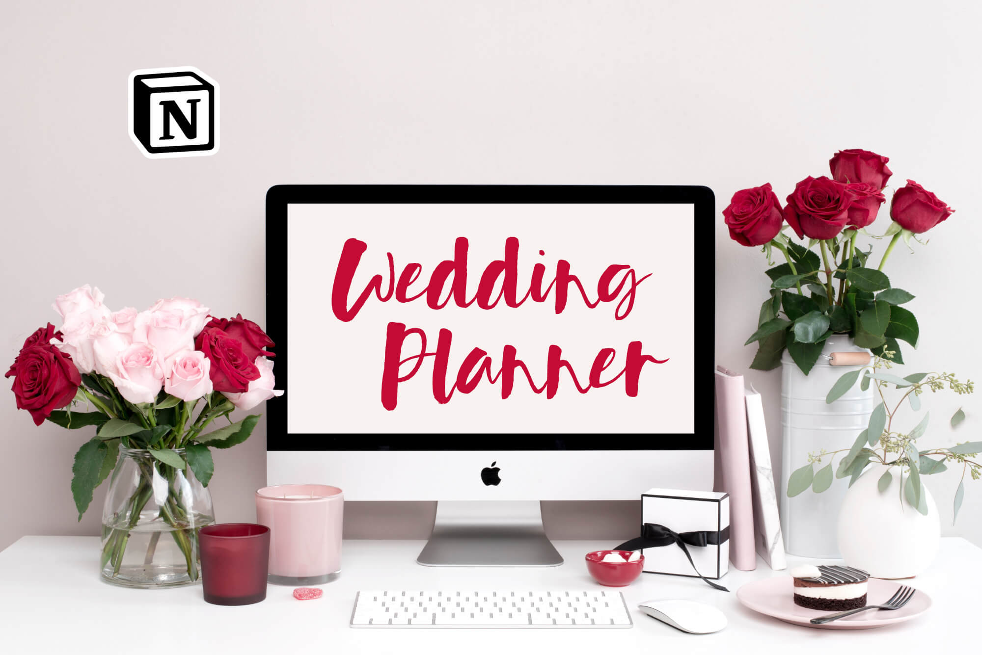 The Notion Wedding Planner - Couples Edition