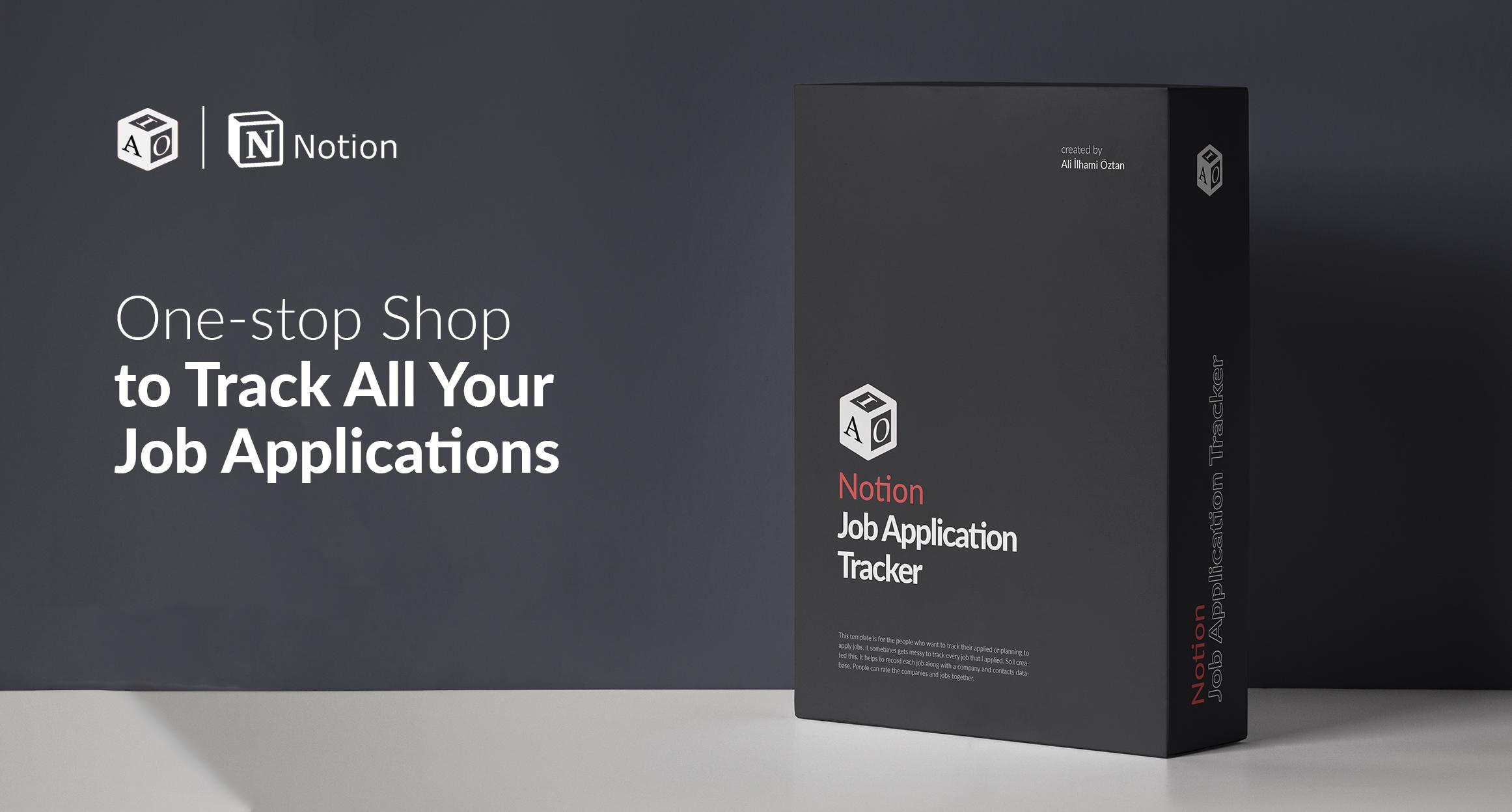Notion Job Application Tracker