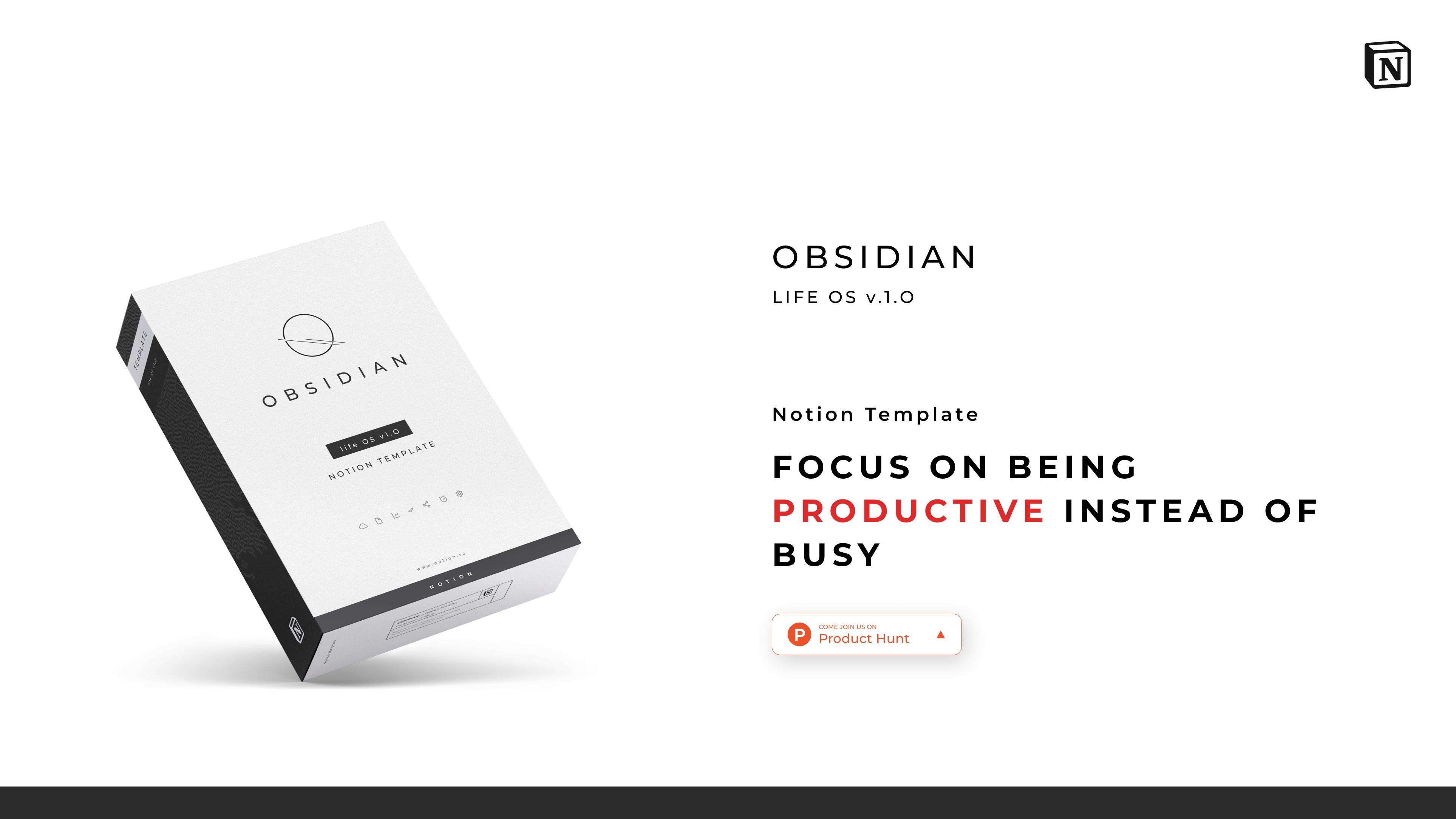 Obsidian Life OS