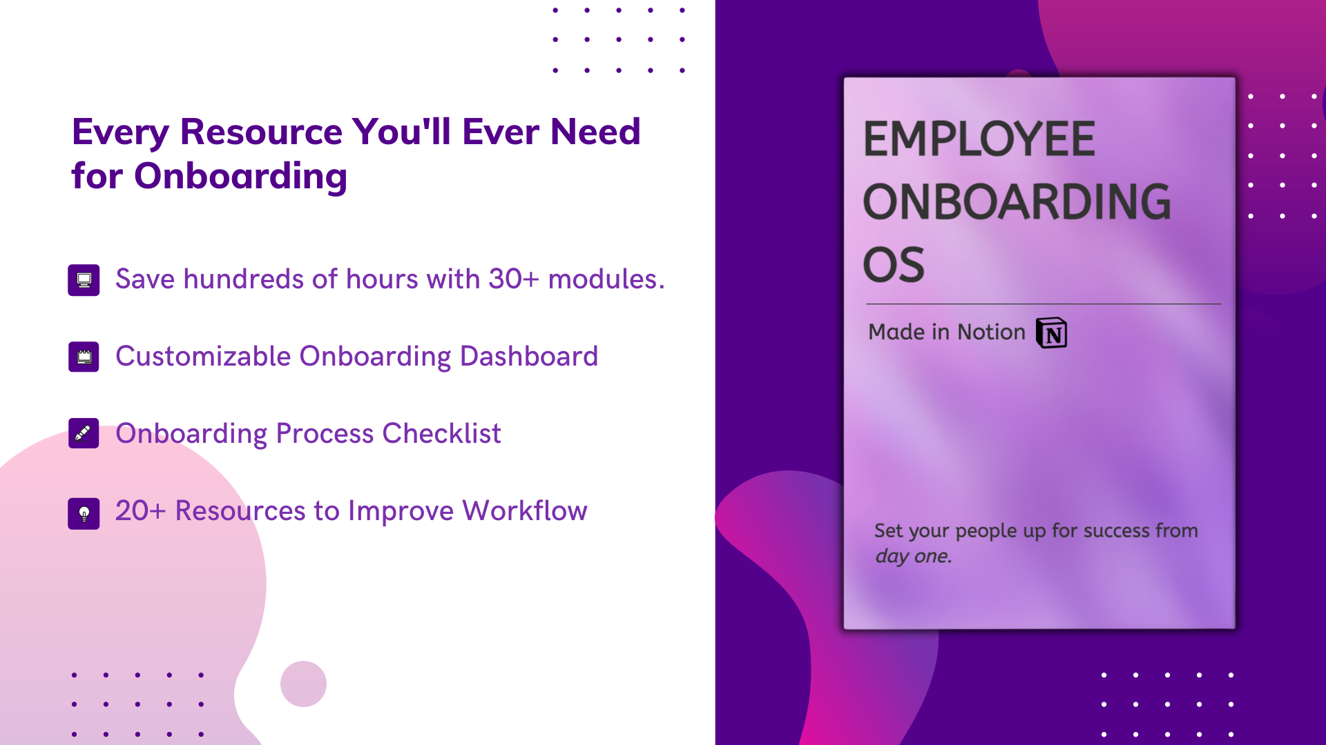 Onboarding OS