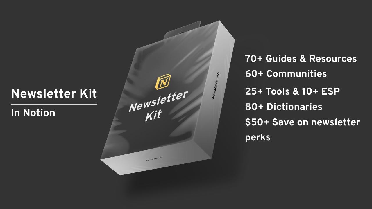 Newsletter Kit