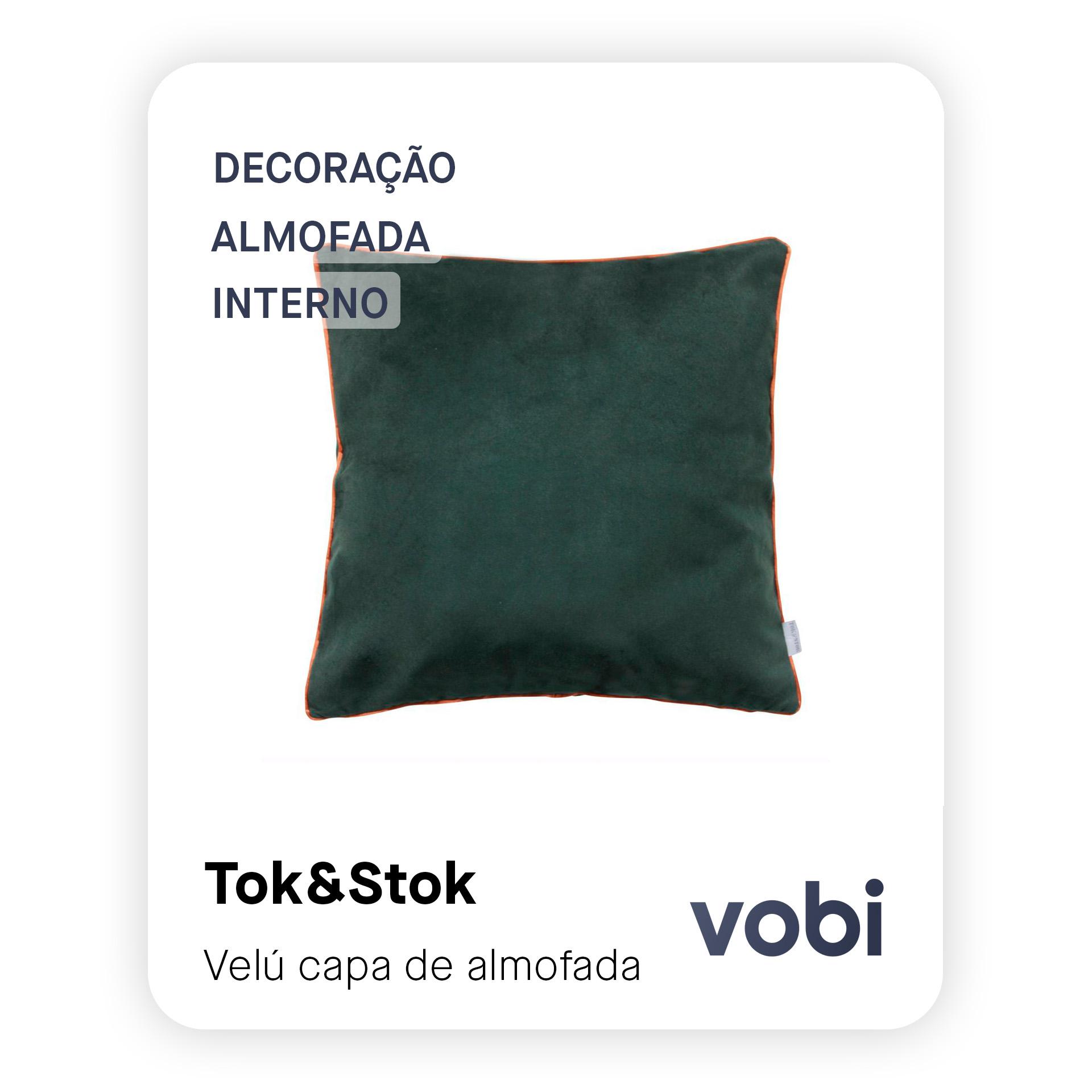 decoração almofada verde interno