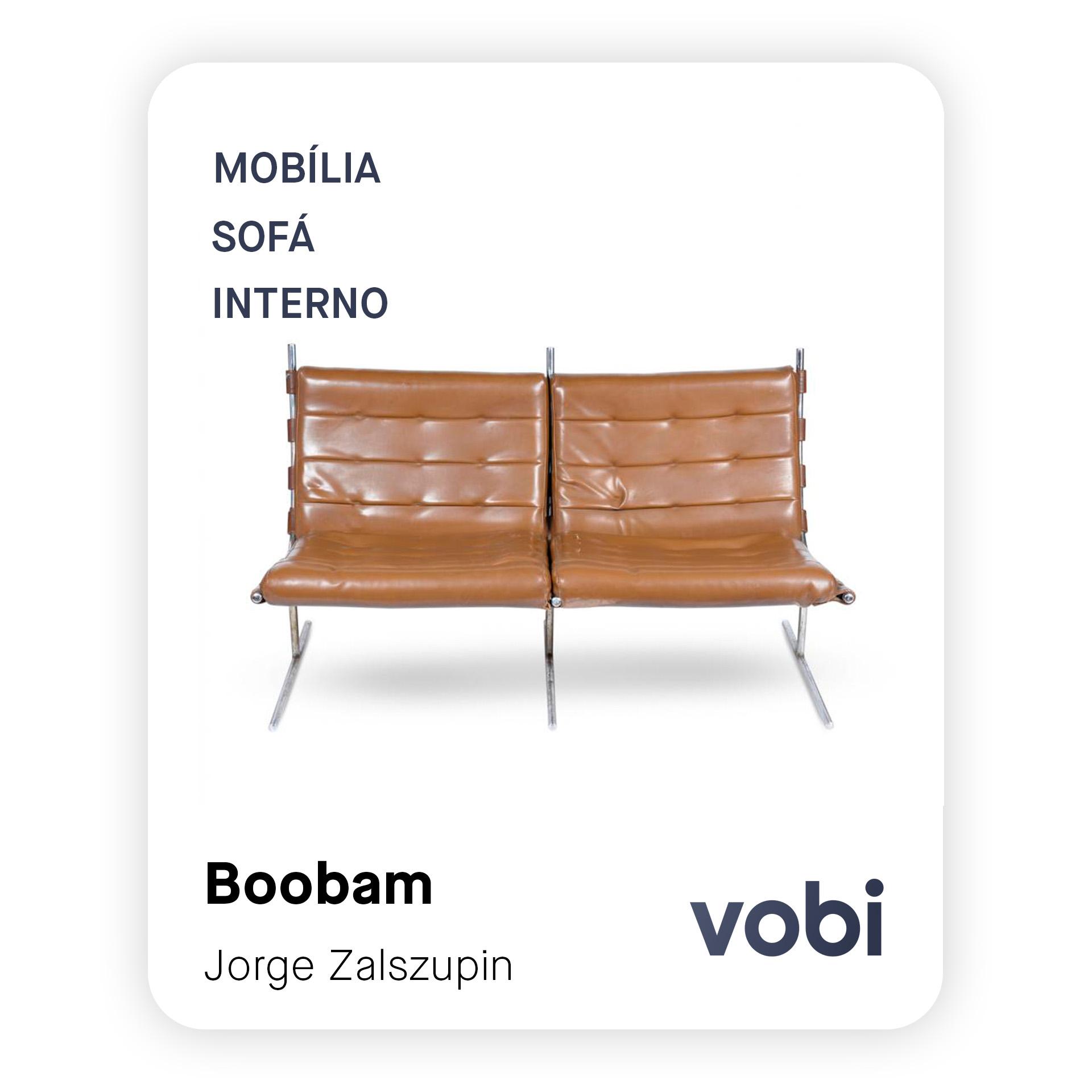 mobília sofá couro caramelo interno