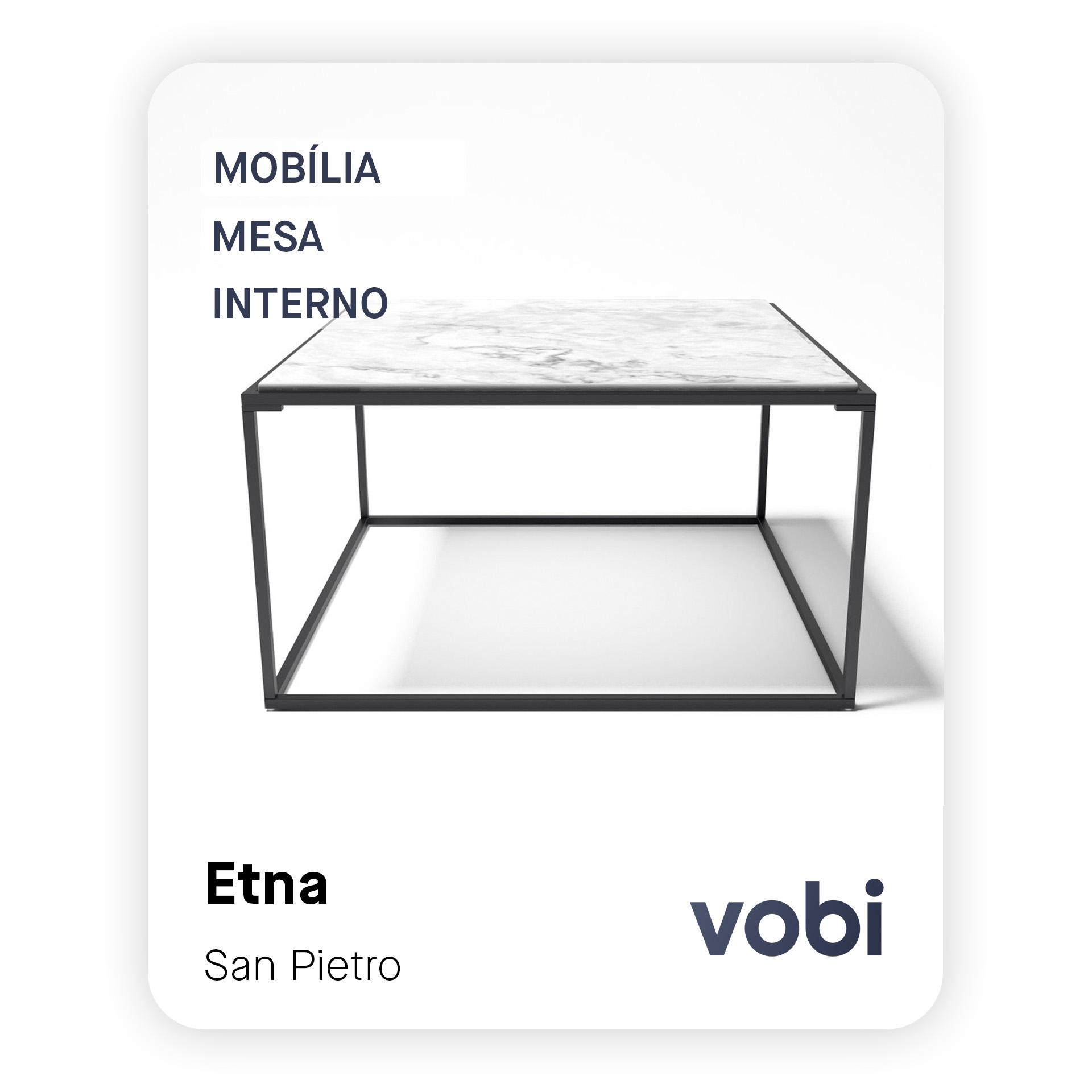 mesa de centro interno