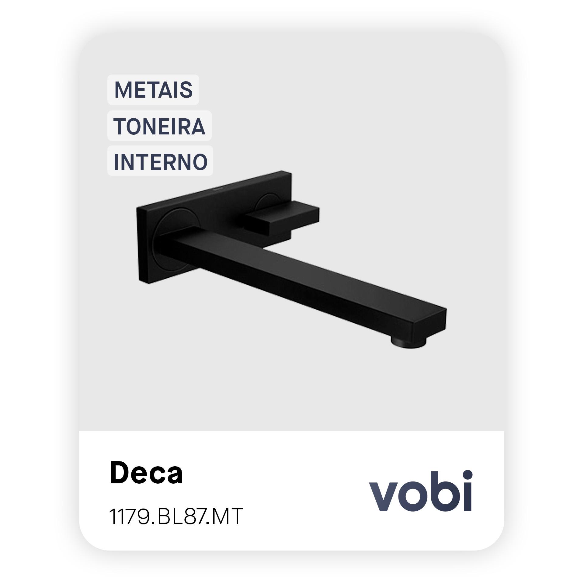 metais torneira de parede preta