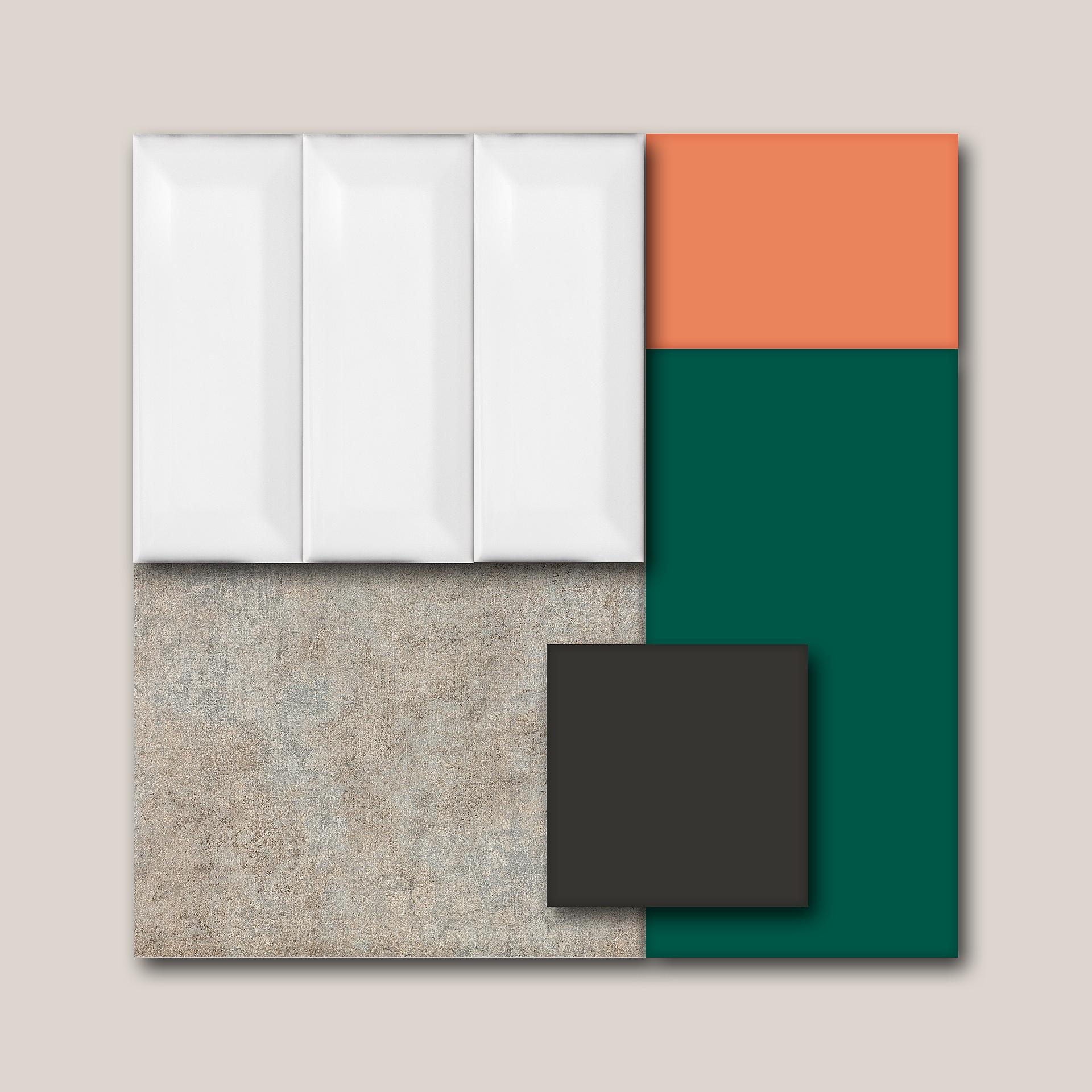 moodboard moderno colorido