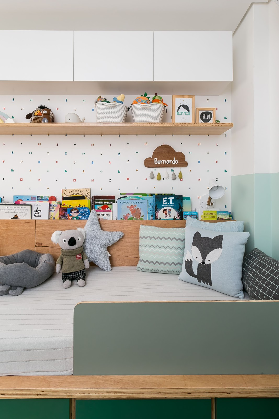 quarto infantil